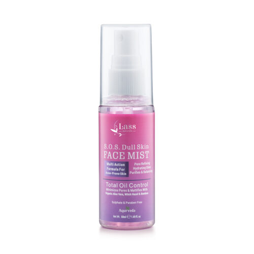 S.O.S. Dull Skin Multi Action Formula Face Mist