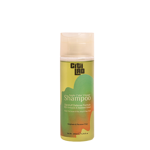 Men's Apple Cider Vinegar Shampoo